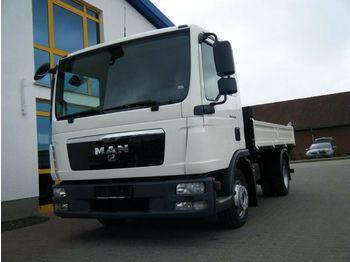 MAN TGL 8.150 3- Seitenkipper  - kipper vrachtwagen