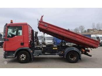 MAN TGL 8.180  - kipper vrachtwagen