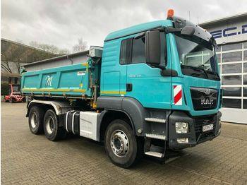 Kipper vrachtwagen MAN TGS 26.440 6x4 Dautel Kipper Bordmatic *TOP