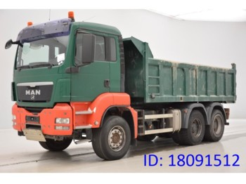 MAN TGS 33.440 M - 6x4 - tractor/tipper double use - kipper vrachtwagen