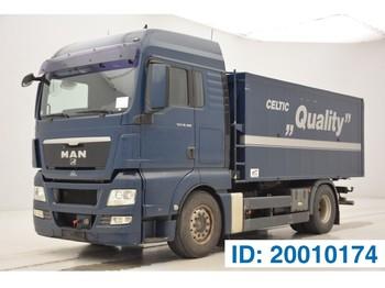 MAN TGX 18.480 - kipper vrachtwagen