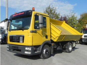 MAN TG-L 12.240 2-Achs Kipper Meiller  - kipper vrachtwagen