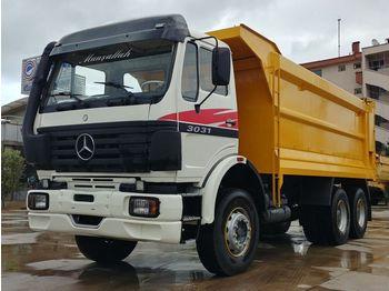 MERCEDES-BENZ 2004 3031 6X4 V6 TIPER - kipper vrachtwagen