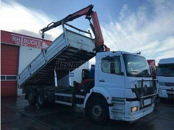 MERCEDES-BENZ 2628 - kipper vrachtwagen