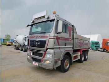 Man Tgx 26540 - kipper vrachtwagen