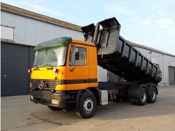 Kipper vrachtwagen Mercedes-Benz Actros 3340 (BIG AXLE/ STEEL SUSPENSION)