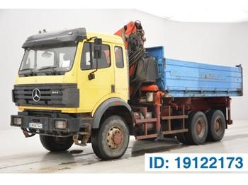Kipper vrachtwagen Mercedes-Benz SK 2635 - 6x6