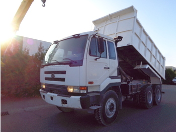 Kipper vrachtwagen Nissan CWB 450 HDLA