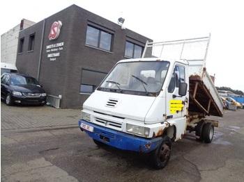 Kipper vrachtwagen Renault B 120
