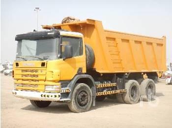 SCANIA P360 6x4 - kipper vrachtwagen