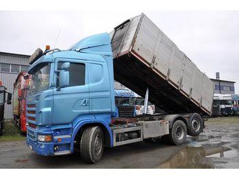 Kipper vrachtwagen SCANIA R560LB6X2*4HNA