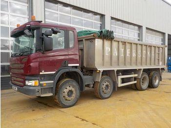 Scania P370 - kipper vrachtwagen