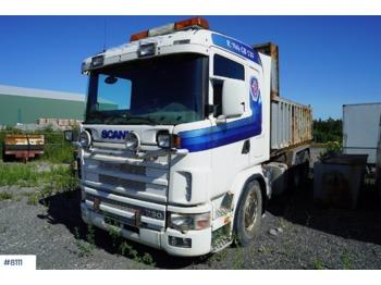 Scania R144 - kipper vrachtwagen