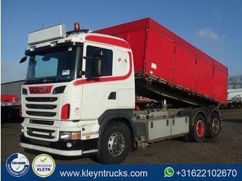 Kipper vrachtwagen Scania R500 6x2 mnb tipper