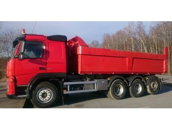 Volvo FM12, 8x4 MANUAL  - kipper vrachtwagen