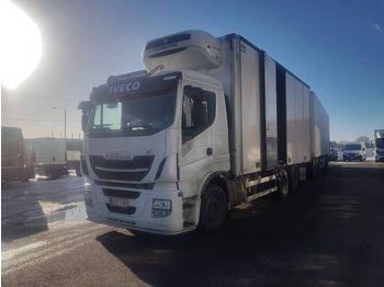 IVECO Stralis AS260S57FS - koelwagen vrachtwagen