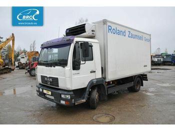 MAN 8.180 - koelwagen vrachtwagen