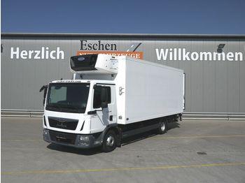 Koelwagen vrachtwagen MAN TGL 12.180 BL, Carrier Supra 1250 Tiefkühler