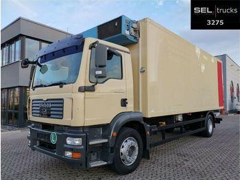 MAN TGM 18.280 4x2 BL  / Ladebordwand / 2 Kammern  - koelwagen vrachtwagen