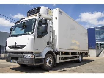 Renault MIDLUM 220 (13 T) DXI-EURO 5-LAMBERET 14P+CARRIER SUPRA 750+DHOLLANDIA - koelwagen vrachtwagen