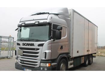 Koelwagen vrachtwagen Scania G480LB6X2*4MNB Euro 6