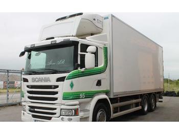 Koelwagen vrachtwagen Scania G490LB6X2*4MNB Euro 6