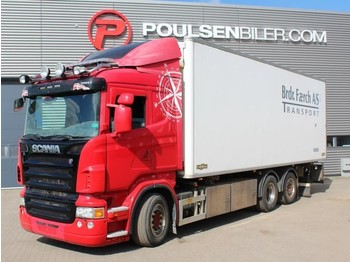 Koelwagen vrachtwagen Scania R480 6x2*4