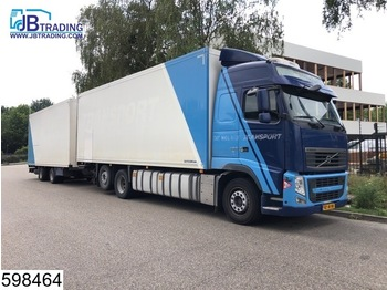 Volvo FH13 460 EURO 5, 6x2, Frigoblock, Standairco, Airco, Frigo Combi - koelwagen vrachtwagen