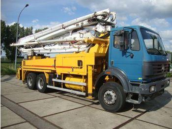 Vrachtwagen Mercedes-Benz 2631 putzmeister 36 meter