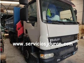 DAF A45LF E12 - openbakwagen vrachtwagen