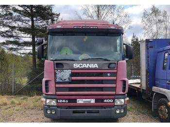 Scania R 142  - openbakwagen vrachtwagen
