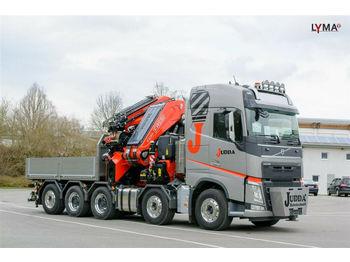 Openbakwagen vrachtwagen Volvo FASSI 2150 RA2.28FJ L816 - VERFÜGBAR ab 31.08.20
