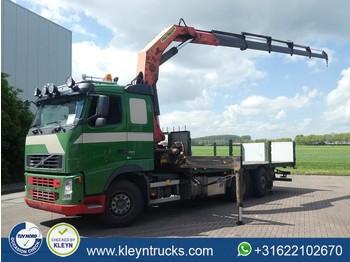 Openbakwagen vrachtwagen Volvo FH 13.520 palfinger pk32080 re