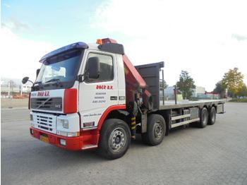Openbakwagen vrachtwagen Volvo FM12 8X4