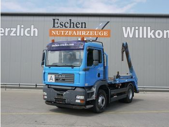 MAN TGA 18.310 BB VDL P-13 Absetzkipper  - portaalarmsysteem vrachtwagen