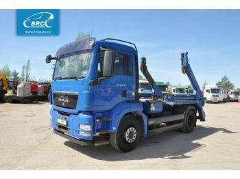 MAN TGA 18.440 - portaalarmsysteem vrachtwagen