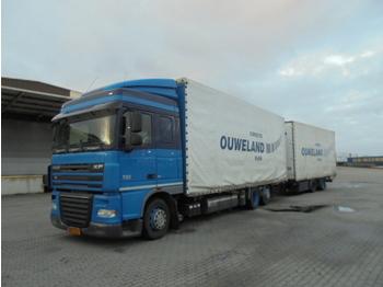 Schuifzeilen vrachtwagen DAF XF 105-410 6X2