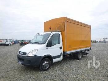 IVECO DAILY 35C11 - schuifzeilen vrachtwagen