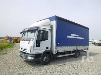 IVECO EUROCARGO 75E16 4x2 - schuifzeilen vrachtwagen