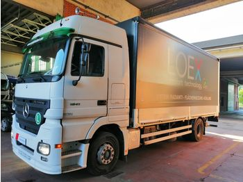 MERCEDES-BENZ Actros 2541 - schuifzeilen vrachtwagen