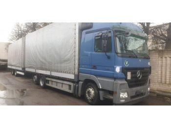 MERCEDES-BENZ MERCEDES-BENZ Actros 2541 Actros 2541 - schuifzeilen vrachtwagen