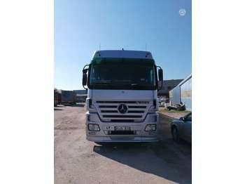 Mercedes-Benz 2541  - schuifzeilen vrachtwagen