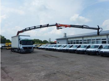 Mercedes-Benz Actros 2636 L KRAN 6X4 Palfinger PK 27002 +PJ060 - schuifzeilen vrachtwagen