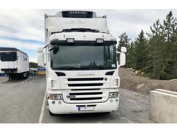 Scania P 360  - schuifzeilen vrachtwagen