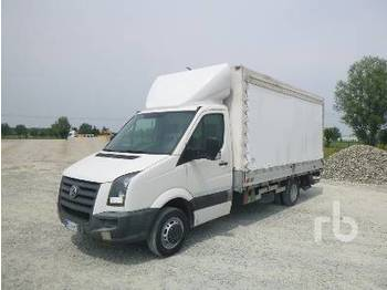 VOLKSWAGEN CRAFTER 2.5 - schuifzeilen vrachtwagen