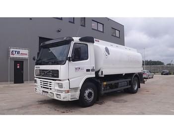 Volvo FM 7 - 250 (14000 L / FULL STEEL/ BELGIAN TRUCK) - tank vrachtwagen