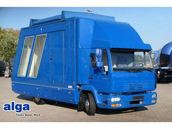 MAN 8.185 L, Messe, Ausstellung-Fzg., Klima, Luft.  - zelfrijdende verkoopwagen