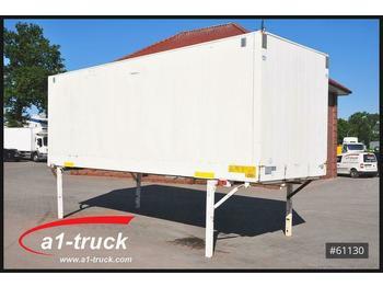 Krone WB Koffer 7,45, Doppelstock, Code XL  - skříňová nástavba