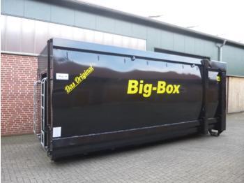 Wernsmann Big- Box...... Das Orginal von 25 bis 50 Kubikmeter - Container