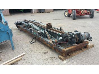 Hakenlift/ Absetzkipper System Kettingsysteem